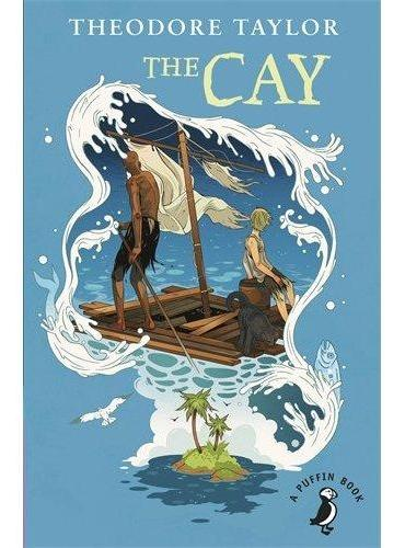 The Cay (A Puffin Book)小礁岛ISBN9780141354941
