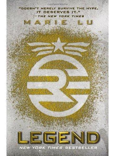 Legend Trilogy: Legend(A New York Times Bestseller)传奇三部曲之一:ISBN9780142422076