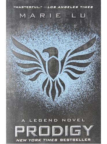 Legend Trilogy: Prodigy (A New York Times Bestseller)传奇三部曲之二ISBN9780142427552