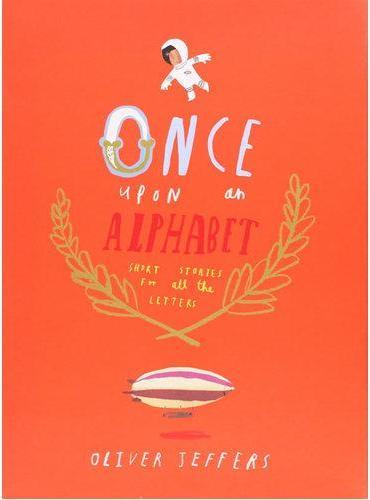 Once Upon an Alphabet从前有一张字母表(精装)ISBN9780399167911