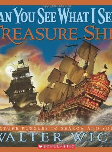 Can You See What I See?: Treasure Ship 眼力大考验系列: 宝藏船 ISBN9780439026437