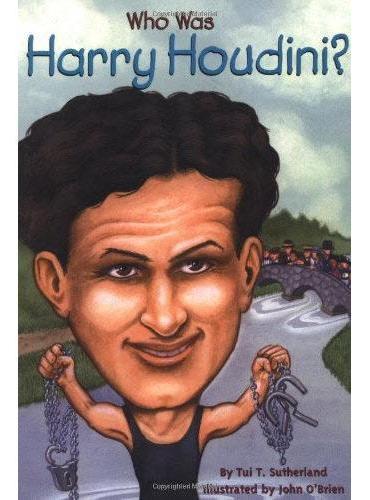 Who Was Harry Houdini?哈里·胡迪尼ISBN9780448426860