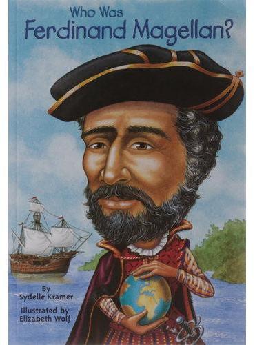 Who Was Ferdinand Magellan?麦哲伦ISBN9780448431055