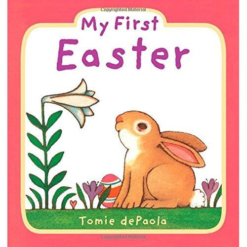 My First Easter我的第一个复活节(卡板书)ISBN9780448447902