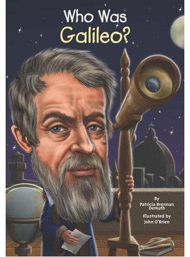 Who Was Galileo?伽利略ISBN9780448479859