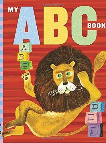 My ABC Book (G&D Vintage) [Hardcover]我的英语字母书(精装,亚马逊畅销新书)ISBN9780448482156