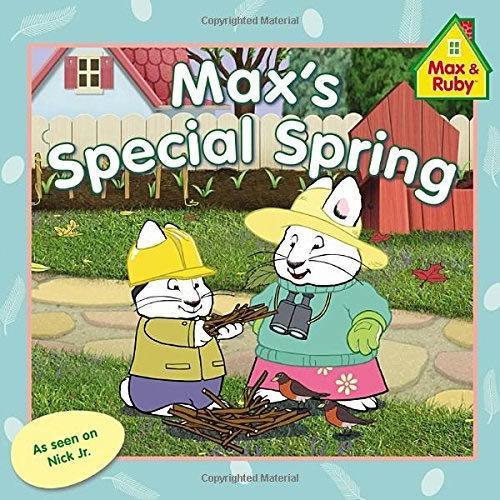 Max's Special Spring麦克斯特殊的春天ISBN9780448484532