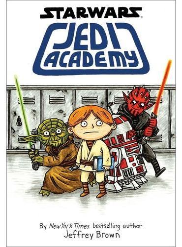Star Wars Jedi Academy # 1 星球大战之绝地学院1(精装) ISBN9780545505178