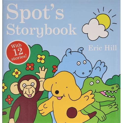 Spots Storybook 小玻故事书(12个故事合辑)ISBN9780723269670