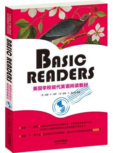 BASIC READERS:美国学校现代英语阅读教材(BOOK THREE)(彩色英文原版)