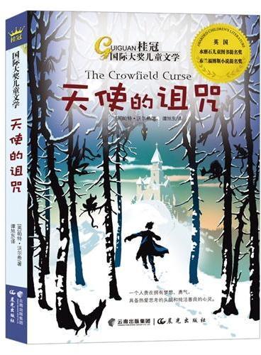 桂冠国际大奖儿童文学—天使的诅咒