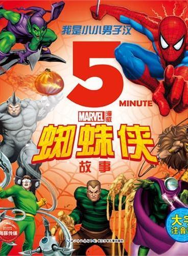 我是小小男子汉:蜘蛛侠故事