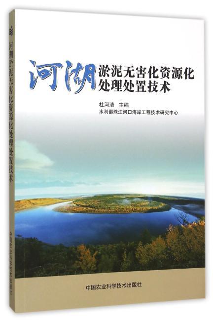 河湖淤泥无害化资源化处理处置技术