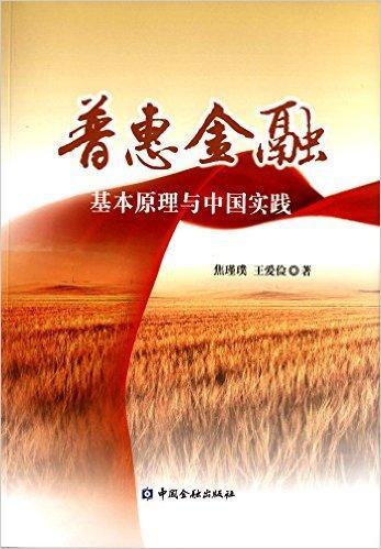 普惠金融:基本原理与中国实践