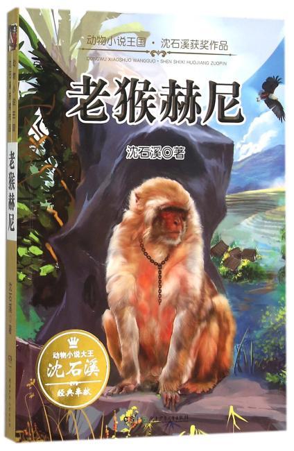 动物小说王国·沈石溪获奖作品·老猴赫尼