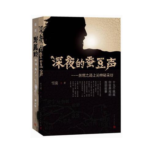 丝绸之路上的神秘采访:深夜的蚕豆声+野狐岭