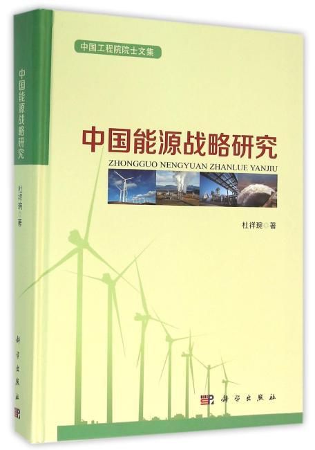 中国能源战略研究