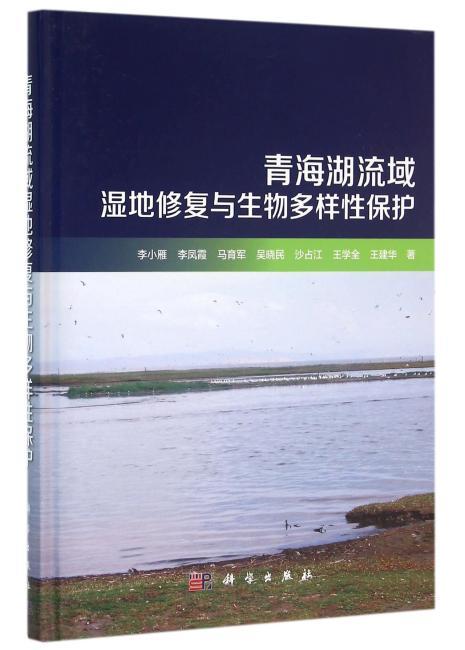 青海湖流域湿地修复与生物多样性保护