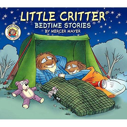 Little Critter: Bedtime Stories (6 books)小怪物睡前故事书(盒装6册)ISBN9780062236401