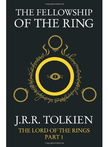 The Lord Of The Rings # 1: The Fellowship Of The Ring(B format)指环王:魔戒现身ISBN9780261103573
