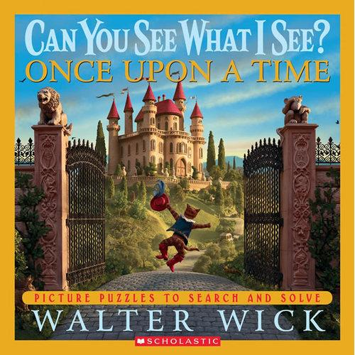 Can You See What I See?: Once Upon a Time 眼力大考验系列: 童话镇 ISBN9780439617772