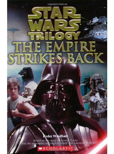 Star Wars Episode V:The Empire Strikes Back 星球大战前传5:帝王归来 ISBN9780439681247