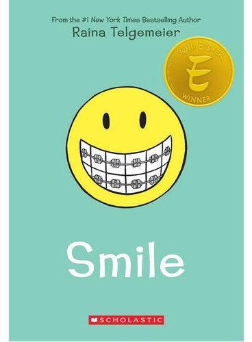 Smile 笑容 ISBN9780545132060