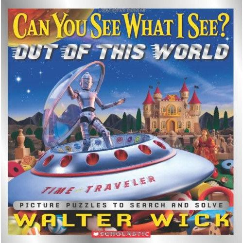 Can You See What I See?: Out of This World 眼力大考验系列: 地球之外 ISBN9780545244688