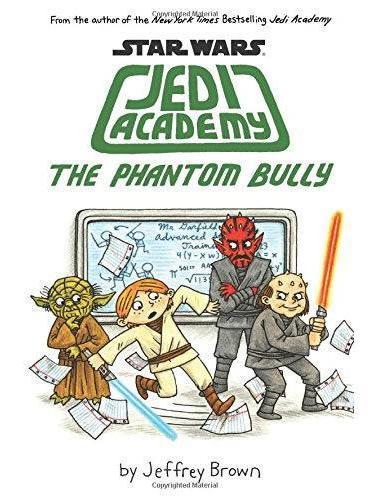 Star Wars Jedi Academy # 3 星球大战之绝地学院3(精装) ISBN9780545621267
