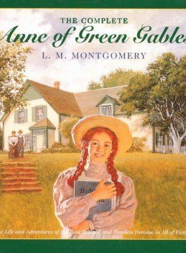 Anne of Green Gables Boxset(8 Books)绿山墙的安妮(八册套装)