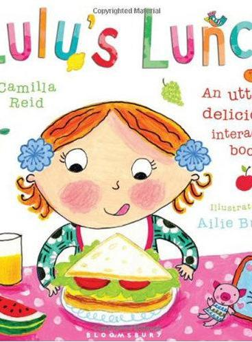 Lulu's Lunch(Sheffield Baby Book Award) 露露的午餐 ISBN9780747599906