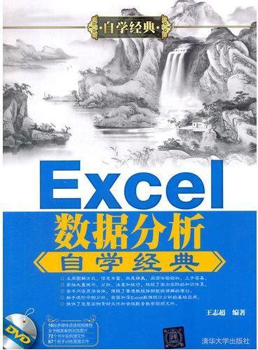 Excel数据分析自学经典