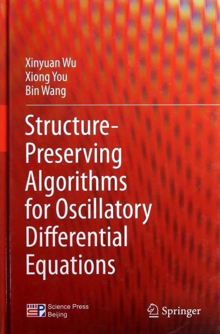 振荡微分方程的保结构算法(英文版)