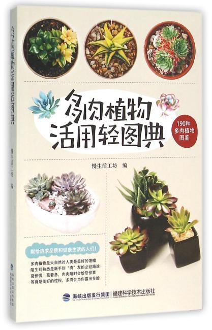 多肉植物活用轻图典