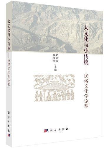 大文化与小传统--民俗文化学论萃
