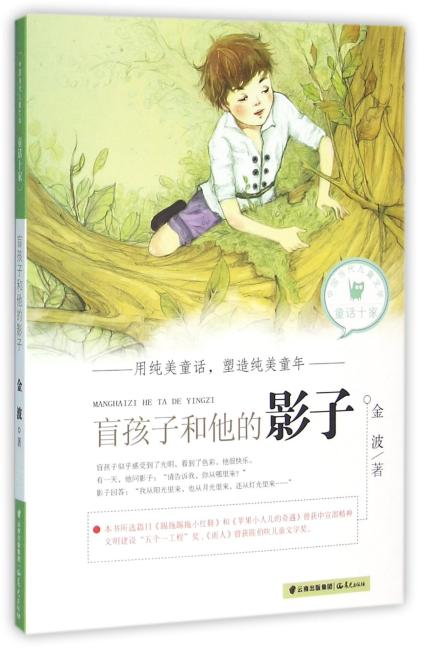 中国当代儿童文学童话十家—— 盲孩子和他的影子