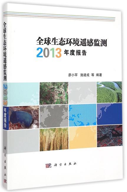 全球生态环境遥感监测2013年度报告