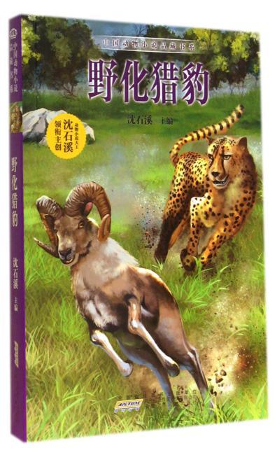 野化猎豹/中国动物小说品藏书系