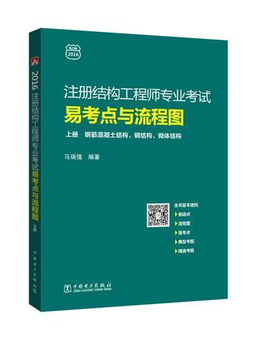 注册结构工程师专业考试易考点与流程图 (套装上下册)
