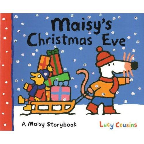 Maisy's Christmas Eve小鼠波波的圣诞节前夜ISBN9781406324938