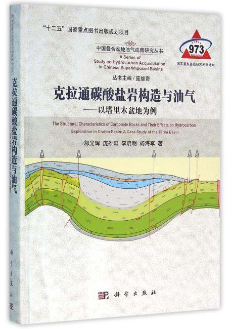 克拉通碳酸盐岩构造与油气——以塔里木盆地为例