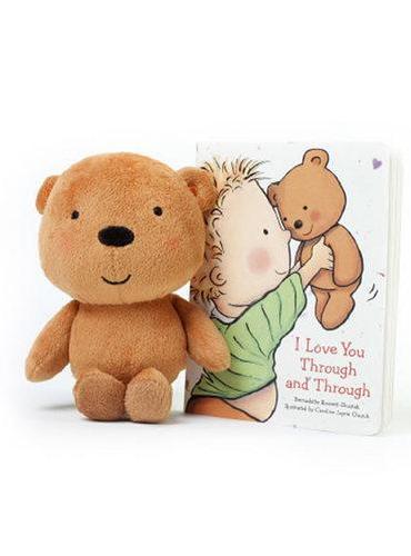I Love You Through and Through 我是那么的爱你 ISBN9780545647922