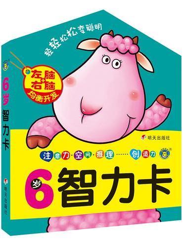 河马文化--6岁智力卡