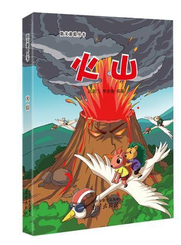 防灾避险丛书 火山 全彩图解,语言生动、活泼,让每个孩子学会防灾避险的方法。