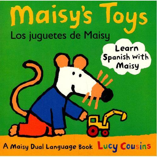 Maisy's Toys Los Juguetes de Maisy(Boardbook)小鼠波波的玩具(英语-西班牙语对照,卡板书)ISBNISBN9780763645205