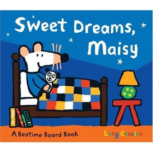 Sweet Dreams, Maisy(Boardbook)小鼠波波甜蜜的梦(卡板书)ISBN9780763645328