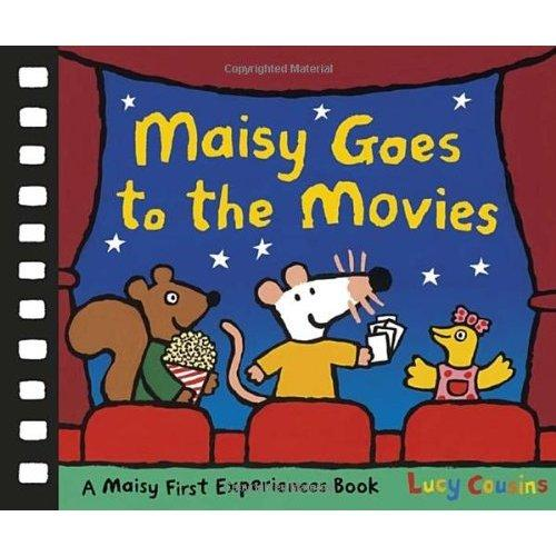 Maisy Goes to the Movies小鼠波波看电影ISBN9780763672379