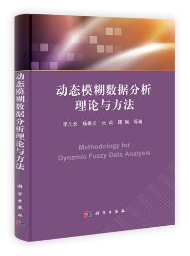 动态模糊数据分析理论与方法