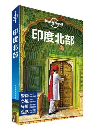孤独星球Lonely Planet国际旅行指南系列:印度北部