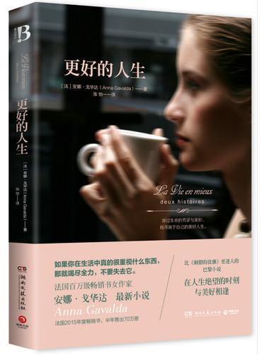 更好的人生:法国百万级畅销书女作家安娜.戈华达小说